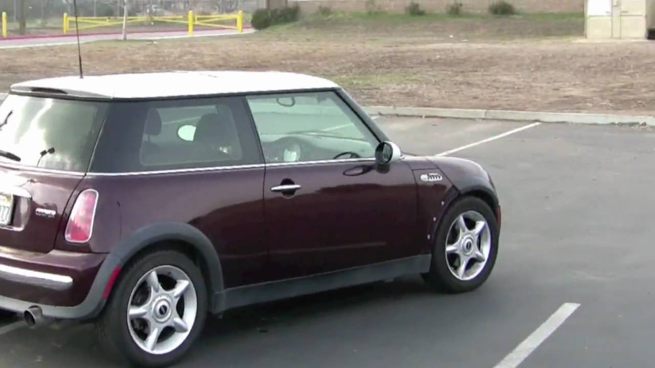 my 2003 mini cooper youtube. Black Bedroom Furniture Sets. Home Design Ideas