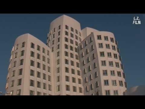 Neuer Zollhof/Medienhafen Düsseldorf (Frank O. Gehry)