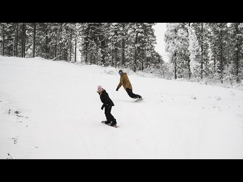 Booking.com: Winter holidays in Finland
