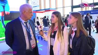 ПМЭФ-2018. Интервью с Сергеем Фурсенко