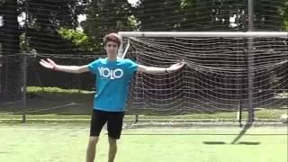 Favij vs mates-crossbar challenge  (divertente)