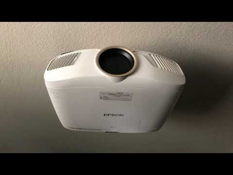 Epson Home Cinema 4010 4K PRO-UHD Projector Review
