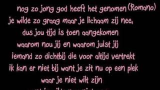 Ro´tjuh (Romano) ft Jefta - Tijd staat niet stil + SONGTEKST