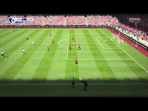 FIFA 15 Falcao Fail