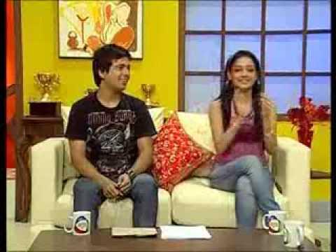 Akash Kumar Mishra in Bihane Bihane on Mahua Channel