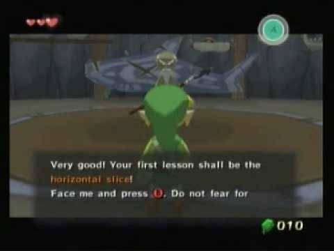 Let's Play Wind Waker, Pt. 2: It Is Dangerous To Go Alone