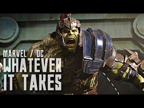 MARVEL/DC || Whatever it takes