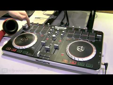 USB DJ CONTROLLER FOR MAC