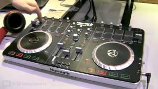 NAMM 2013 | Numark Mixtrack Pro II DJ Controller | idjnow