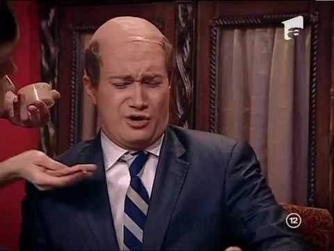 In puii mei - Traian Basescu isi da demisia! Nicusor, noul presedinte al Romaniei (11.03.2012)
