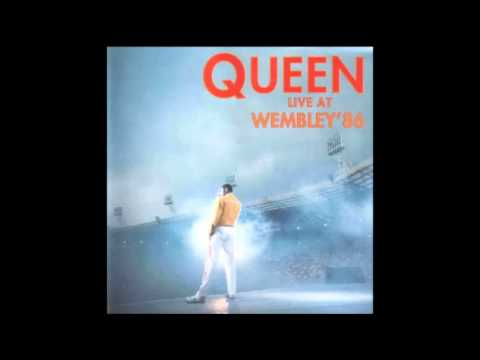 Queen - Friends Will Be Friends - Live at Wembley 12-07-86