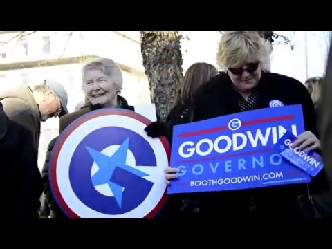 Booth Goodwin Announces Run for WV Governor