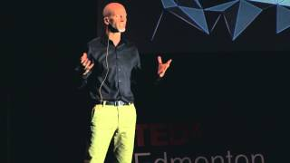 Honoring and working with male vulnerability | David Hatfield | TEDxEdmonton