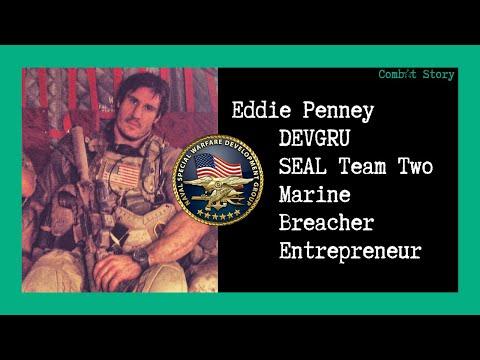 Combat Story (Ep 21) Eddie Penney - Navy SEAL | DEVGRU | Marine | Entrepreneur