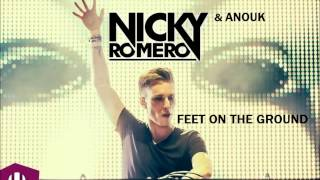 Nicky Romero & Anouk - Feet On The Ground (Original Mix)