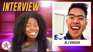 The Voice: Jej Vinson Opens Up About Crazy Fan Sup