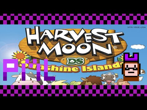 Harvest Moon: Sunshine Islands Review