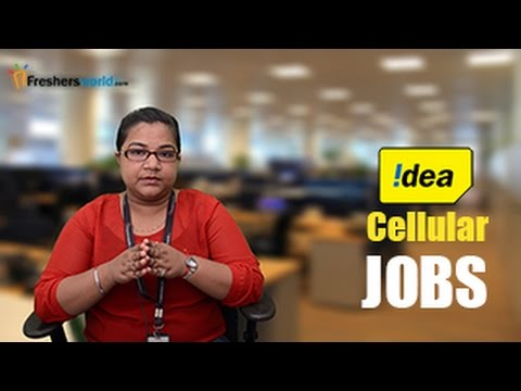 IDEA CELLULAR – Recruitment Notifications, BPO Jobs,IT Jobs, Walkin, Career, Oppurtunities