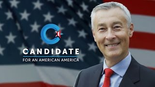 this is a generic presidential campaign ad by dissolve