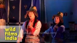 Bhutia womens