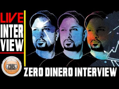British Rapper Zero Dinero Interview