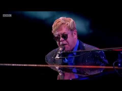 4. Philadelphia Freedom - Elton John - Live in Hyde Park September 11 2016