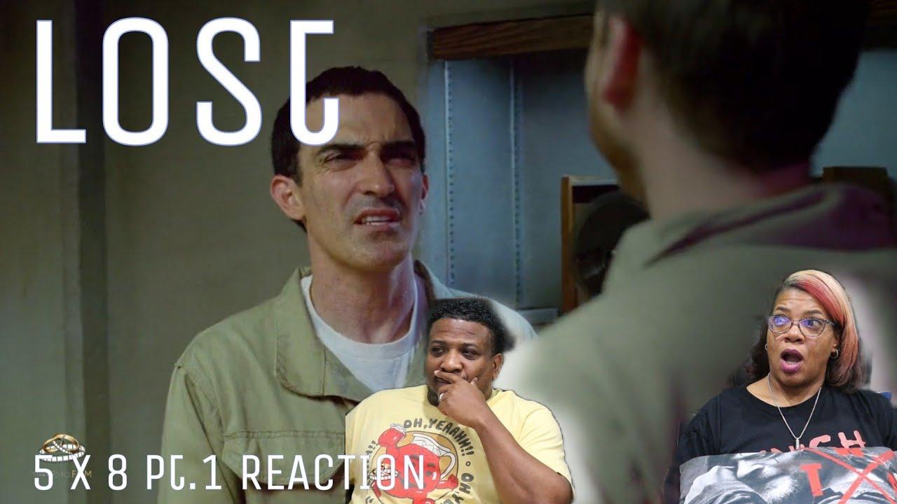 """Download Lost   REACTION - Season 5 Episode 8pt.1""""LaFleur"""""""