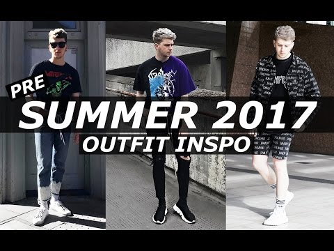 HOW TO STYLE SUMMER 2017 | OFF-WHITE, Y3, PUMA, COACH, ASOS | High End Lookbook | Gallucks