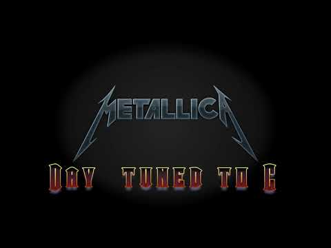 Metallica - The Day That Never Comes ~~ Drop-C Instrumental