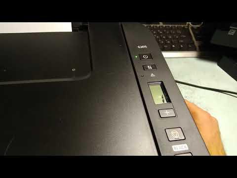 Canon G2415 самостоятельное обслуживание и ремонт