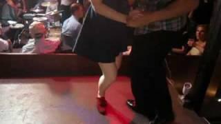 Mickey Fortanasce & Heidi Rosenau @ Liberty Belle Spectacular July 4th Swing Dance Social NY