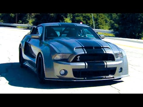 The 1000HP Mustang, Better Than A Veyron?- Fifth Gear