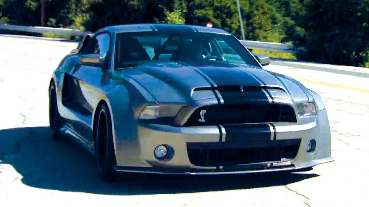 the 1000hp mustang better than a veyron fifth gear youtube