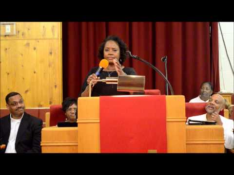 Donna Baker at Bethel