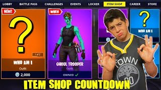 Fortnite Item Shop Countdown - Cookies And Cream - NinjaFury