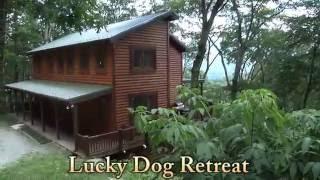 Lucky Dog Retreat - Blue Ridge Mountain Rentals