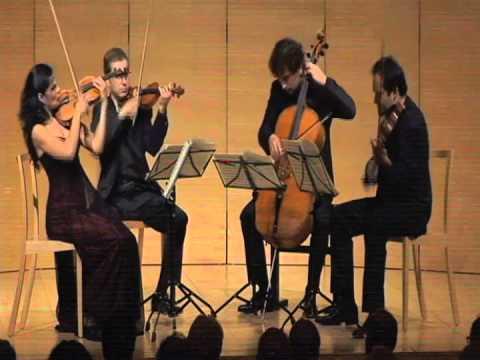 Belcea Quartet - Schubert, string quartet in G major D.887