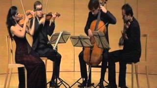 Belcea Quartet - Schubert, string quartet in G major D.887