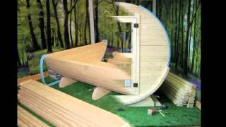 play valeo naturstammsauna. Black Bedroom Furniture Sets. Home Design Ideas