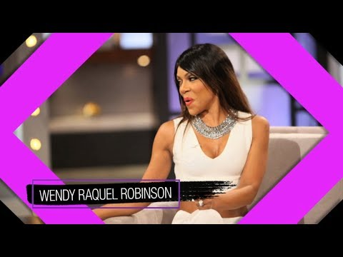 Wednesday on 'The Real': Wendy Raquel Robinson!