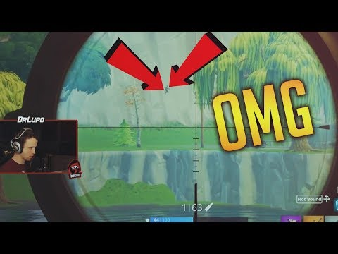 CRAZIEST 2000M SNIPE EVER - Fortnite Battle Royale WTF & Funny Moments Episode. 51