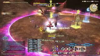 Final Fantasy XIV UCoB Nael???