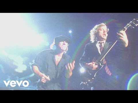 AC/DC - Thunderstruck (from No Bull)