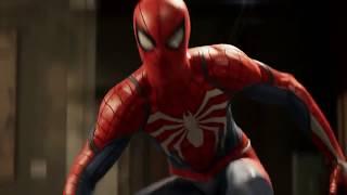 Человек-паук - Трейлер новой игры