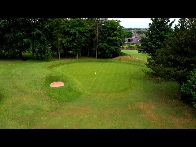 Clayton Golf Club Hole 3