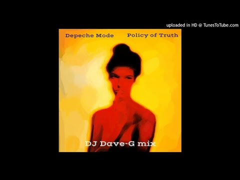 Depeche Mode - Policy of Truth (DJ Dave-G mix) mp3