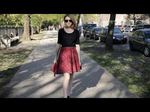 Womens Tartan Kilt – Sinclair Tartan