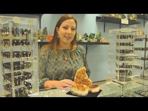 Unintentional ASMR 💎 Crystal & Precious Stones Shop (soft-spoken consultations)