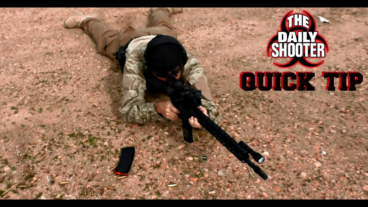 Quick Tip #1 Scope and Red Dot Adjustments