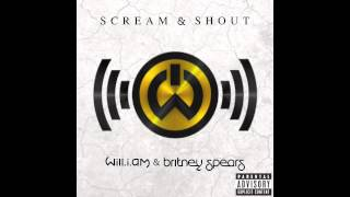 Scream & Shout OFFICIAL INSTRUMENTAL WITH HOOK (will.i.am ft. Britney Spears)
